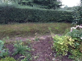 Garden clearance after