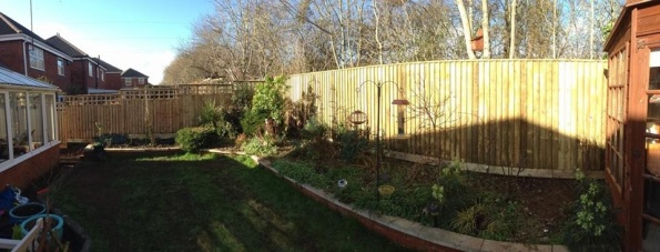 New fencing panorama